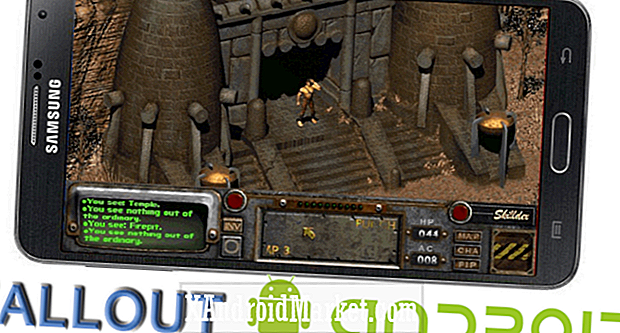 Speel Fallout 1 en Fallout 2 op Android - sommige assembly vereist