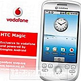 Vodafone start HTC Magic (G2) met video-eigenschappen in Europa
