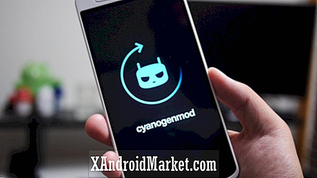 Cyanogenmod 11 M4 bygger klar til download