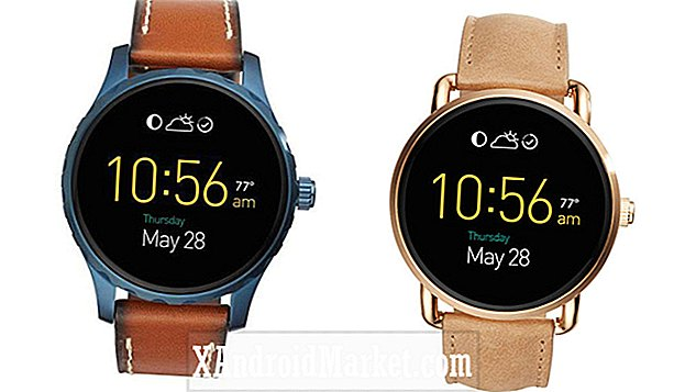Fossil lancerer deres to nye smartwatches i USA