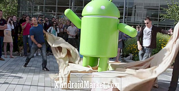 Nougat arrive pour Android One