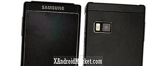 Samsung har ny dual-screen hybrid flip telefon til kinesisk marked