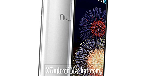 Nuu Mobile X4 International Giveaway!  [5 telefoons]