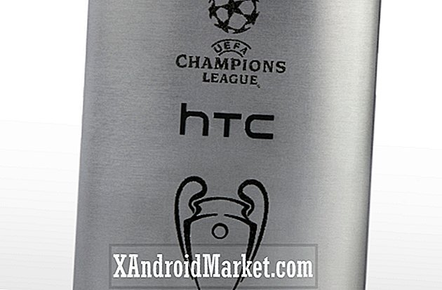 Vi presenterer den første HTC UEFA Champions League Collector's Edition