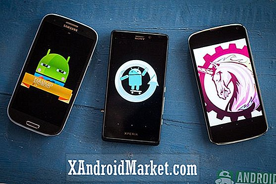 AOKP Build 3 est maintenant disponible et prend en charge le T-Mobile Galaxy S2 et le Galaxy Note 2 LTE