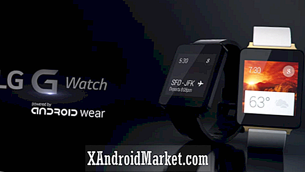 LG udgiver G Watch promo video, lover at definere smartwatch