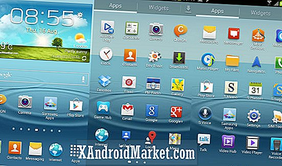 Galaxy S3 Android 4.1.1 Jelly Bean I9300XXDLG4 test firmware tilgængelig [Download]