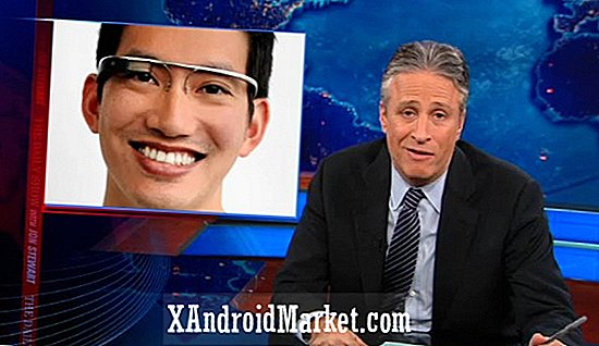 Video: Jon Stewart pokes sjovt på Google Glass og Instagram