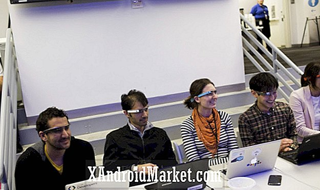 Google deler resultater fra Glass Foundry