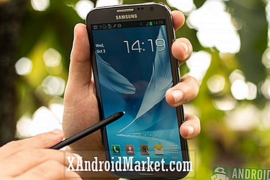 Pantalla de bloqueo del Galaxy Note 2 [video]