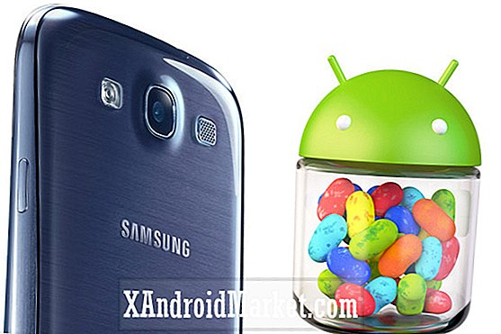 Samsung Galaxy S3 Jelly Bean-update komt naar US Cellular Friday