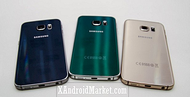 Samsung Galaxy S6 Edge Color Comparison