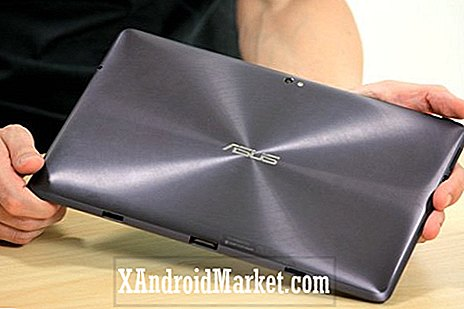 Asus Transformer Prime Hands-On [Video]