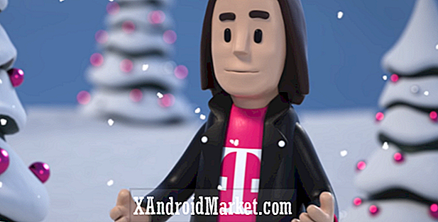 AT & T-bestanden klacht tegen T-Mobile over claymation John Legere video