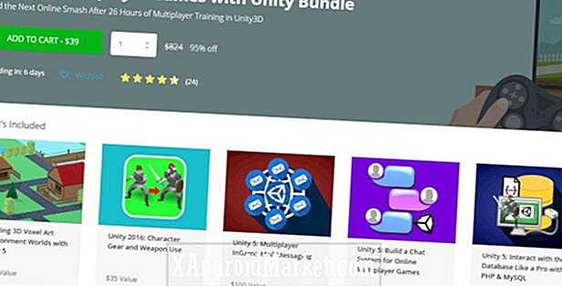 Deal: Building Multiplayer Games Bundle - 10 sæt ($ 39)