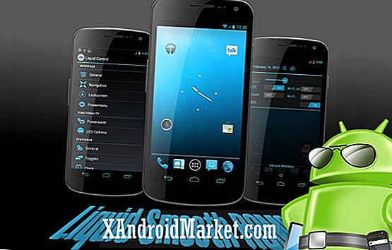 LiquidSmooth v1.35 ROM Review (video)