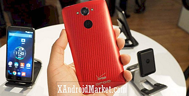 Motorola Droid Turbo hands-on og første indtryk
