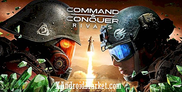 Command & Conquer: Rivals finalmente disponible para descarga global en Google Play Store