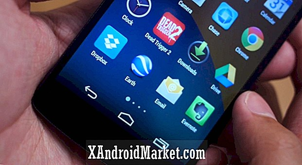 KitKat Galaxy S3 Android 4.4 (via OmniROM), ROM personnalisées CyanogenMod 11 de Nexus 5 disponibles