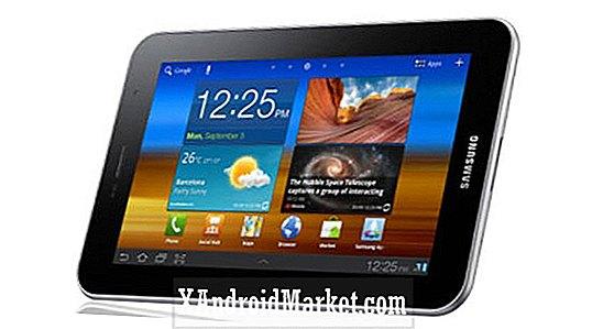 Samsung Galaxy Tab 7.0 Plus hands-on og anmeldelse