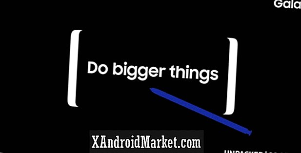 Samsung Galaxy Note 8 til at komme med kraft touch / 3D touch?