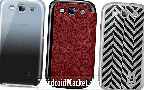 Samsung Galaxy S3 Hard Case Review Roundup # 1 [video]