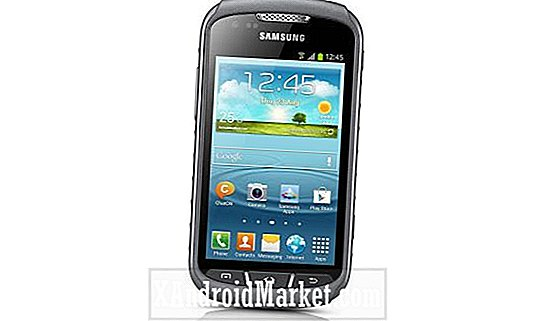 Samsung officialise le robuste Galaxy Xcover 2, oublie de mentionner son prix