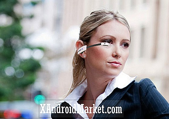 Vuzix Smart Glasses M100 for at give Google Glass et løb for sine penge ud i 2013