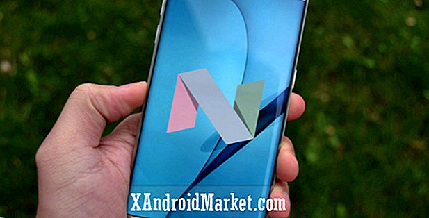 Fjerde Galaxy S7 / S7 Edge Nougat beta fjerner Samsung Notes