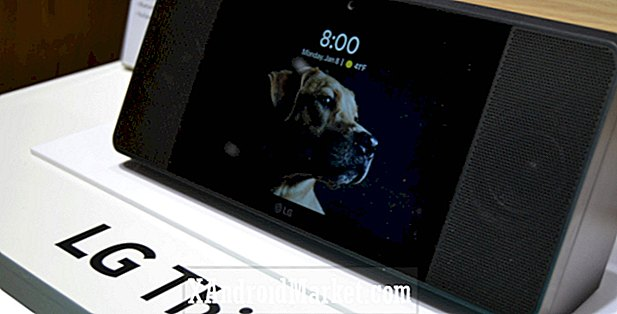 Mød ThinQ WK9: LGs assisterende smartdisplay