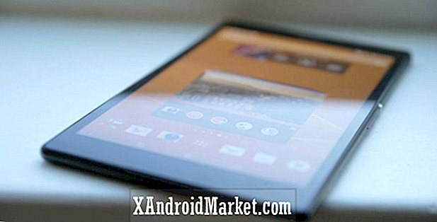 Android Marshmallow kommer till Xperia Z3 Tablet Compact