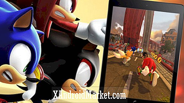 Sonic Forces: Speed ​​Battle is nu beschikbaar in de Play Store