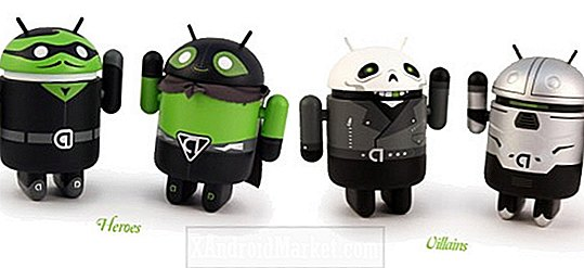 GIVEAWAY Win Android Collectables - Mini Summer 2011 Special Edition