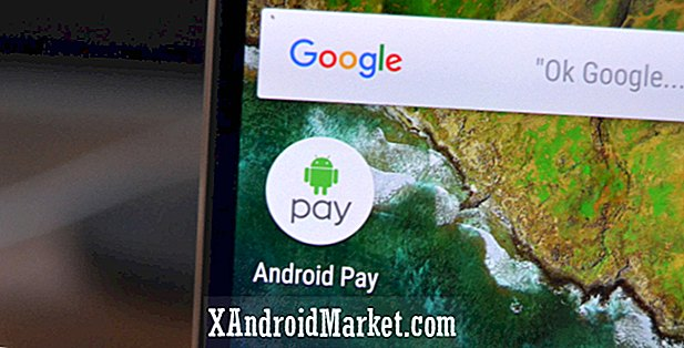 Android Pay overskrift til Asien, der rammer Singapore i dag
