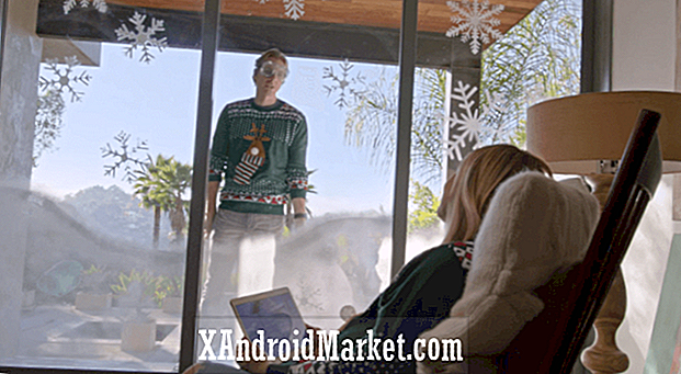 "Kristen Bell og Dax Shepard stjerne i Samsungs nye ""Home for the Holidays"" kommersielle"