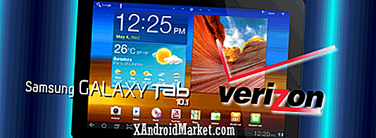 Verizon bekrefter juli salg av Galaxy Tab 10.1, Ta Backs Word på Galaxy S II