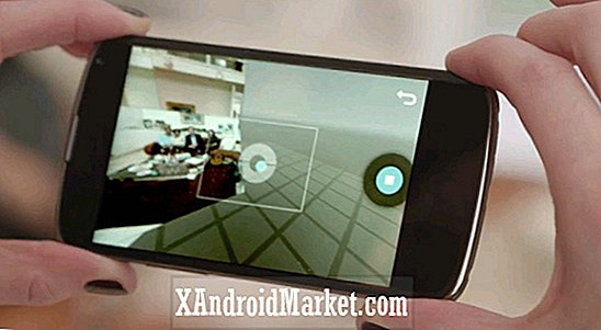 Google touts Photo Sphere-funktion på Nexus 4 i ny annonce [video]