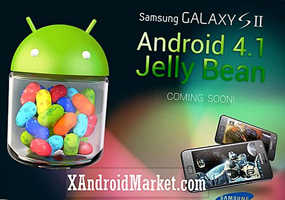 Galaxy S2 får Jelly Bean i november, Galaxy S3 i oktober-november, sier Samsung Sverige