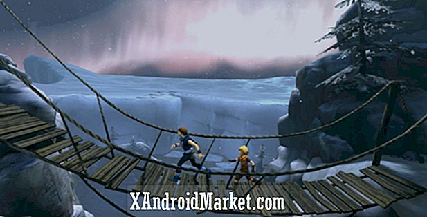 Brothers: A Tale of Two Sons raakt de Play Store