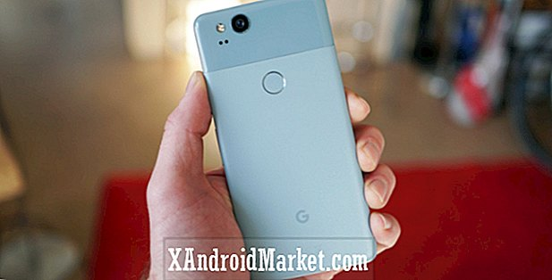 Le Kinda Blue Pixel 2 est maintenant disponible sur le Google Store