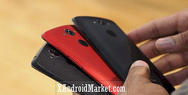 Droid Turbo vs Moto X (2014) og Nexus 6