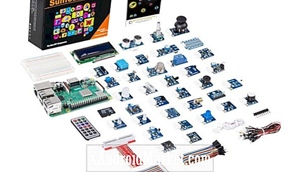Spar 68% på Raspberry Pi 3B Plus Starter Kit Bundle