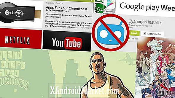 5 Android-apps die u deze week niet mag missen - [Google Play Weekly]