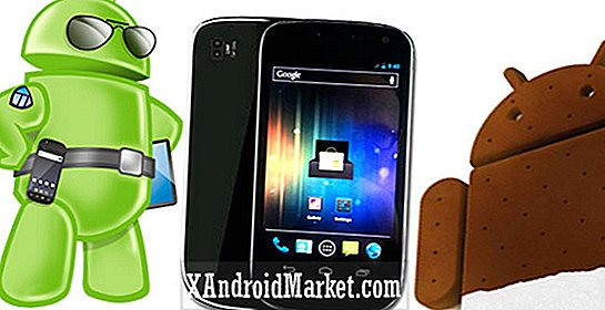 Ice Cream Sandwich et Galaxy Nexus lancent un blog en direct
