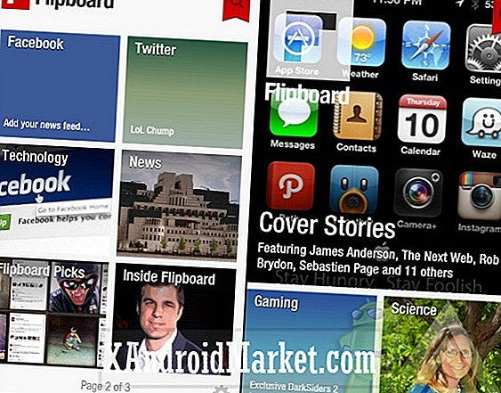 Quick Review: Flipboard pour Android