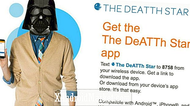 "La blague ""Star Wars Day"" de T-Mobile transforme AT & T en DeATTh Star en ligne"