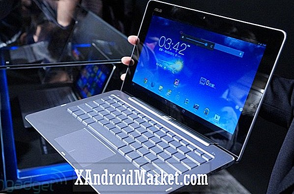Asus Transformer Book Trio exécute Windows 8 et Android en même temps