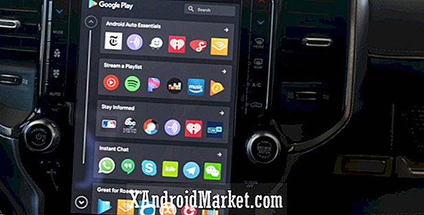 Android Auto miles sikrere end standard bil infotainment system - rapport