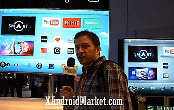 Hisense Smart TV con Google TV primer vistazo desde CES [video]