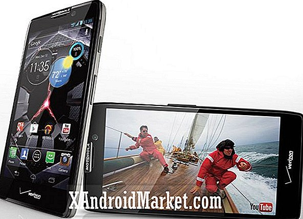 Motorola vende DROID RAZR HD Developer Edition por $ 599
